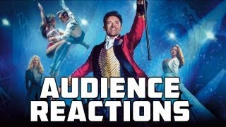 The Greatest Showman {sing-a-long}: Audience Reactions | February 23, 24 & 25, 2018
