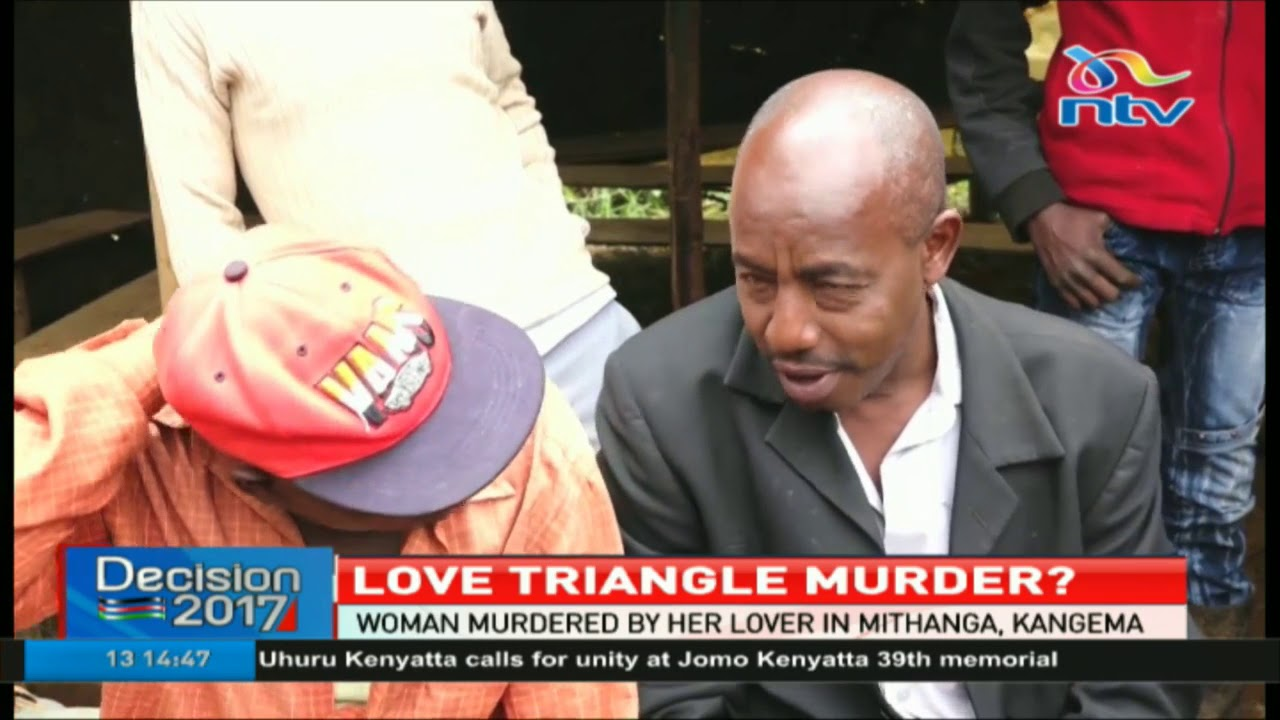 Woman murdered by her lover in Mithanga, Kangema