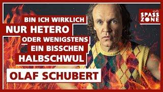 """Olaf Schubert: """"Bin ich wirklich nur hetero …"""""""