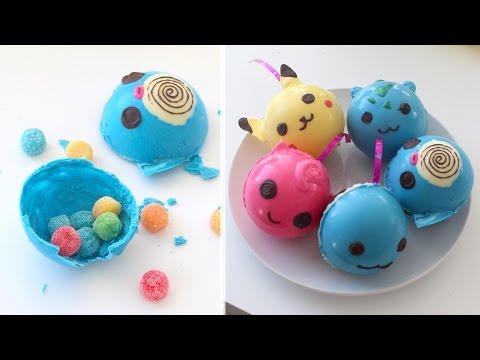 DIY Chocolate Pokemon Pinatas   POKEMON GO!!