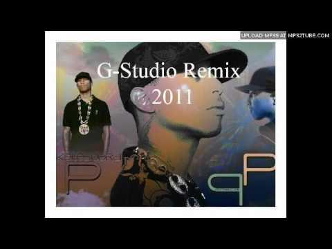 Pharrell - Frontin' Instrumental remix (G-Studio)