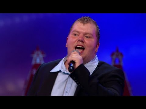 Nick Nicolai verplettert jury met talent (English subtitles) - HOLLANDS GOT TALENT