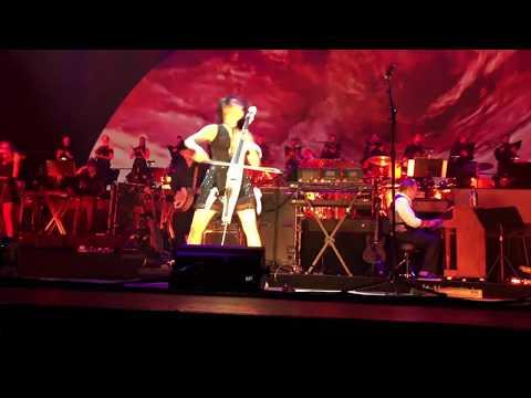Hans Zimmer Live - Pirates of the Caribbean Medley @ Radio City Music Hall, New York City, 7/25/2017