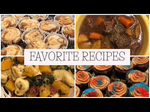 FAVORITE RECIPES | Family Favorites | SIMPLE & QUICK MEALS