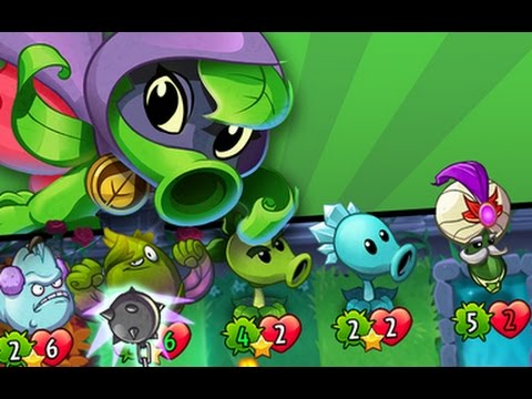 Plants Vs Zombies Heroes เกม พืชปะทะซอมบี้ฮีโร่ GamePlay