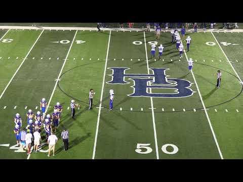 Central Junior High Football | Vs Fayetteville