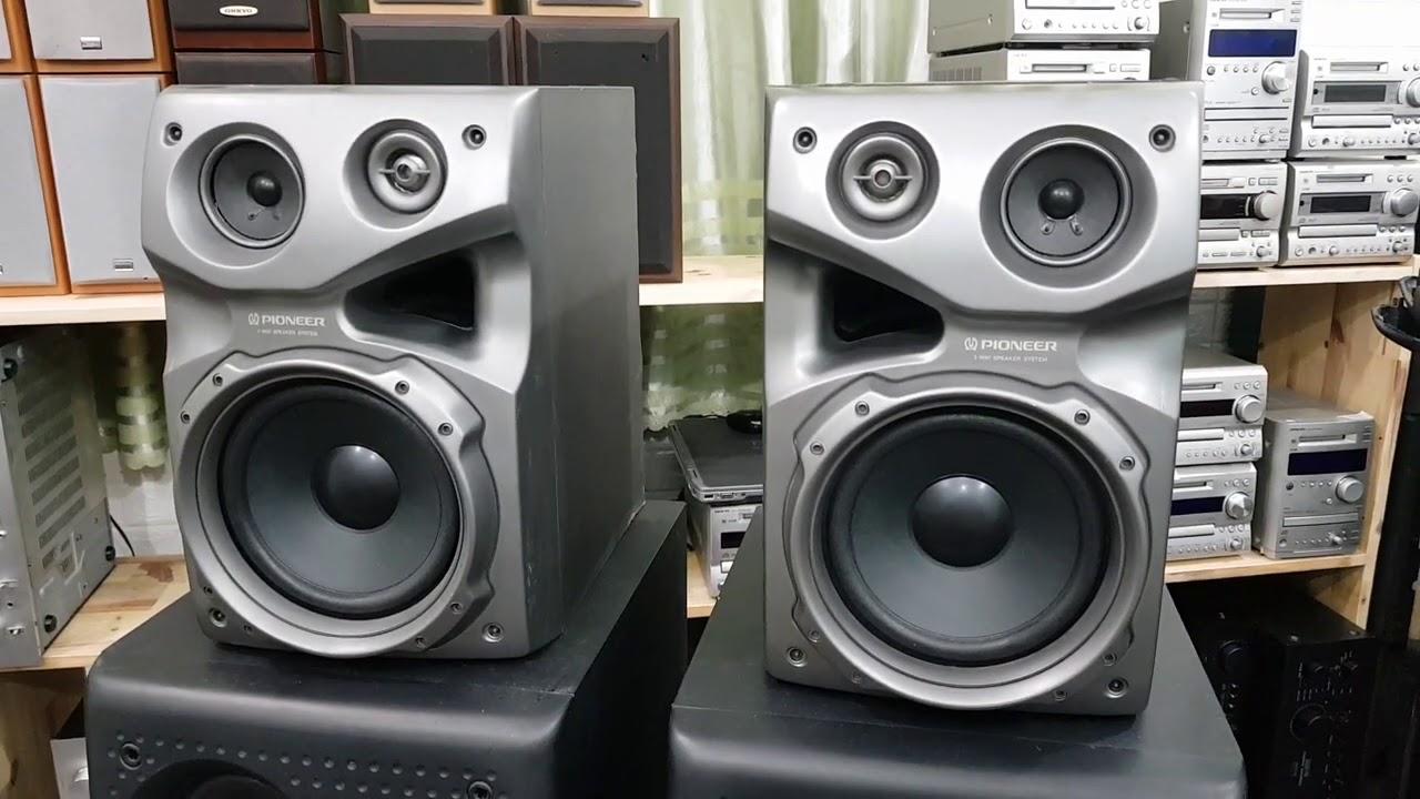 Đã bán) Loa dàn trung Pioneer S P460V - bass 15 ba đường tiếng - chất âm ấm  áp, giá tốt - YouTube