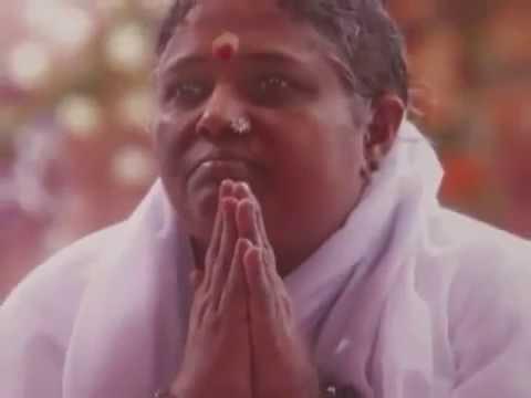 Amma-Jai Jai Janani bhajan & nector words