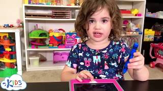 Kids Academy Talented & Gifted - Learning Features and Teacher Advices