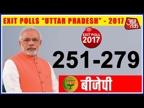 Khabardaar: Uttar Pradesh Assembly Election Exit Poll Results 2017 Streaming On Aaj Tak
