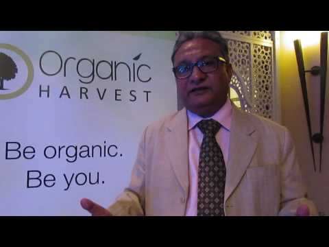 General Manager of Organic Harvest speaks to WILLIAM FARIA