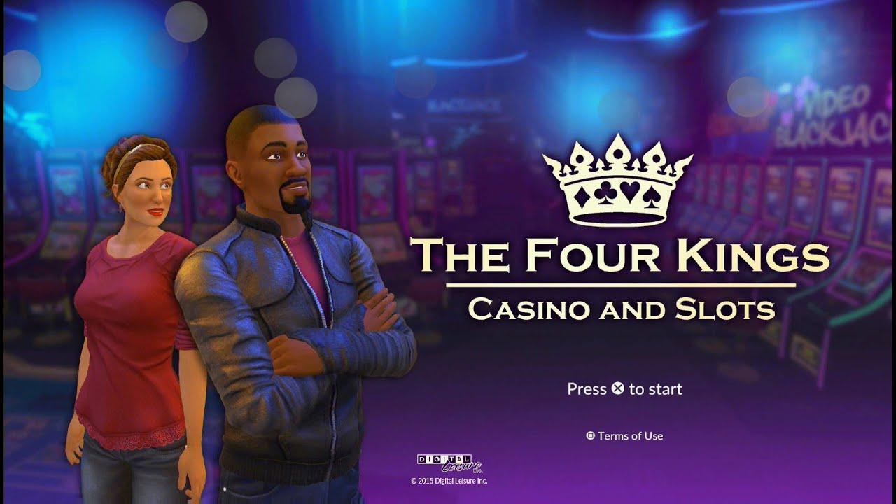 FOUR KINGS CASINO ( FREE PS4 GAME ) AGENTROB, XZULAS, BIG BULLET, FERRIMAN, JONHS2002 - POKER BATTLE