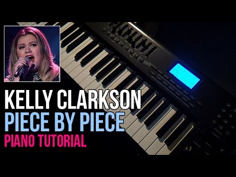 an interpretation of piece by piece a music video by kelly clarkson At the mtv video music awards clarkson's second video album piece by piece (2015) meaning of life kelly clarkson's cautionary christmas music tale (2013.