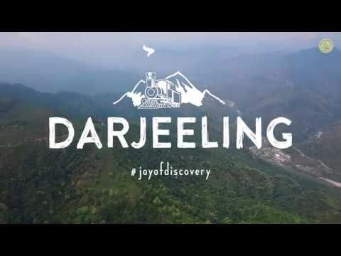 Sterling | Dazzling views of Darjeeling | Drone Shots