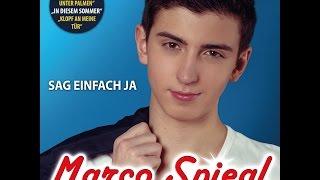 Marco Spiegl - Sag einfach Ja (EPK)