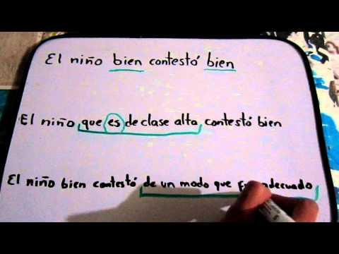 Oraciones Subordinadas Adjetivas Y Adverbiales Youtube