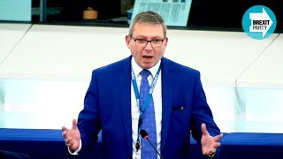 Step up to the plate! Uphold democracy! - Brexit Party MEP John Tennant