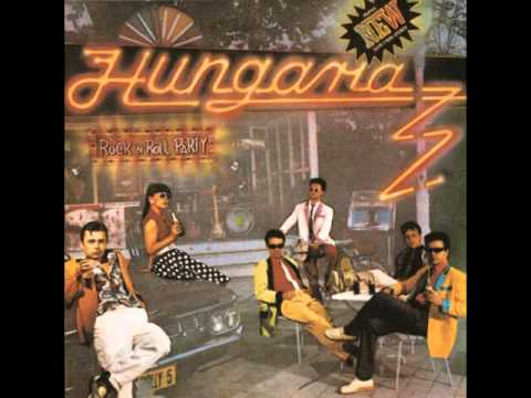 Hungária-Rock & Roll Party
