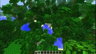 Minecraft Snapshot 12w03a - Dschungel + Kletterlianen [GERMAN]