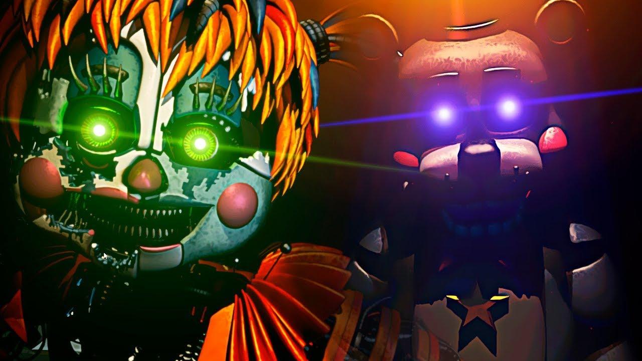 Un Nuevo Animatronico Five Nights At Freddy S 6 Freddy