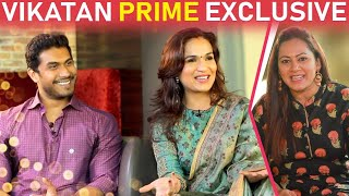 """Dhanush advised me"" – Soundarya Rajinikanth & Vishagan Marriage Story Part 1"