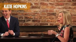 "When Katie Hopkins met ""MARRRRK"" 
