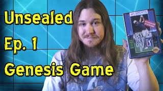Unsealed - Episode 1 - Genesis Game (PGA Tour Golf II)