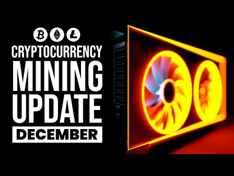 Bitcoin & Cryptocurrency - Monthly Mining Update