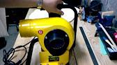 стружкоотсос в моей мастерской часть 2 - YouTube