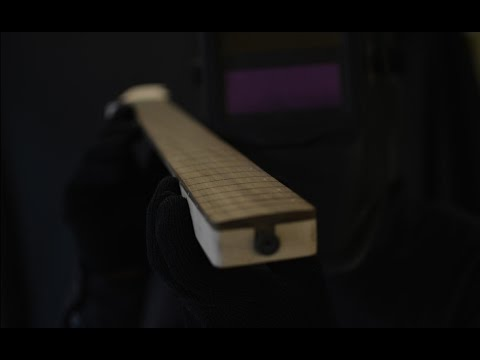 THE TELECASTER NECK GETS BUILT FROM SCRATCH (PART 4)