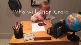 Baby Brian's Big Promotion!