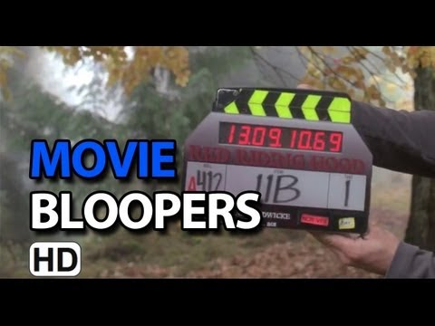 Red Riding Hood (2011) Bloopers Outtakes Gag Reel