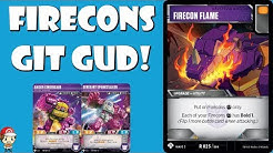 Firecon Flame Makes Your Firecons Way Better in the Transformers TCG!