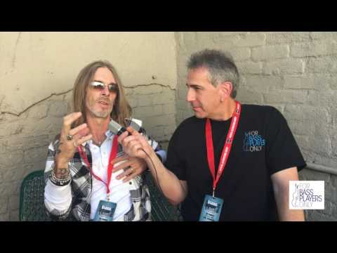 Rex Brown Interview