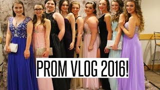 One of Beauty Spectrum's most viewed videos: VLOG: PROM 2016!!!