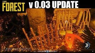 The Forest 0.03 СпеЦ#12- UPDATE v 0.03 (1.07.2014) Обновление