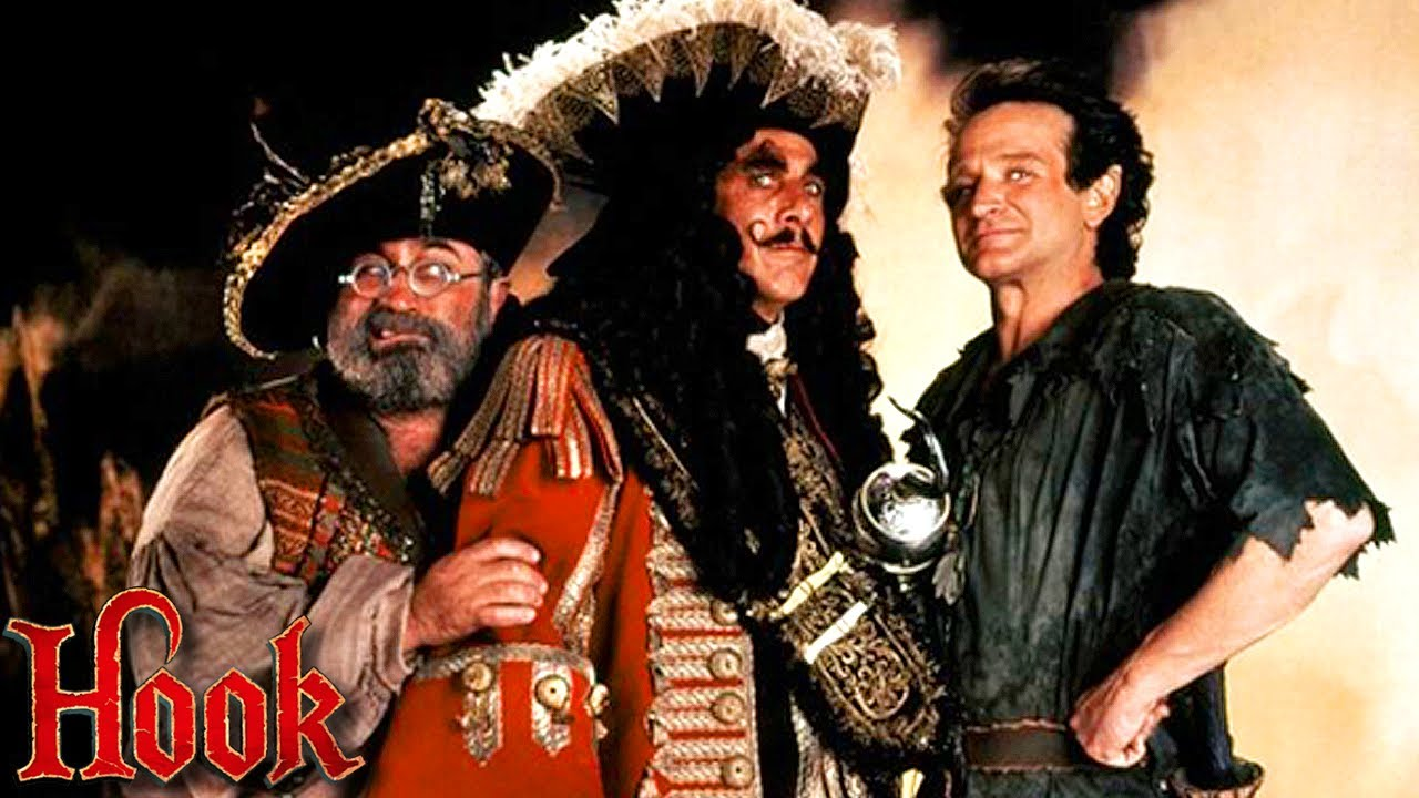 """Download Yesterworld: The Troubled History of Steven Spielberg's """"Hook"""" - A Classic That Should've Been"""