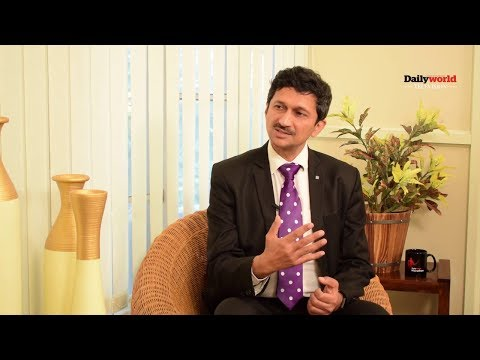 Daily World TV Interview: Positive thinking, balance & hard work key to success: Vivek Atray