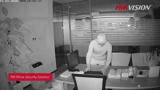 PIR Office Security Solution