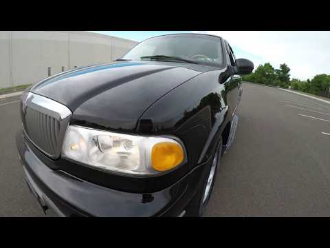 4K Review 2000 Lincoln Navigator Virtual Walk-around & Test-drive