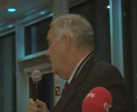 Gulen Conference Rotterdam - Reception - Thomas Michel