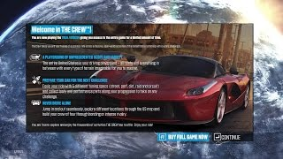 The Crew Trial Version : Gameplay