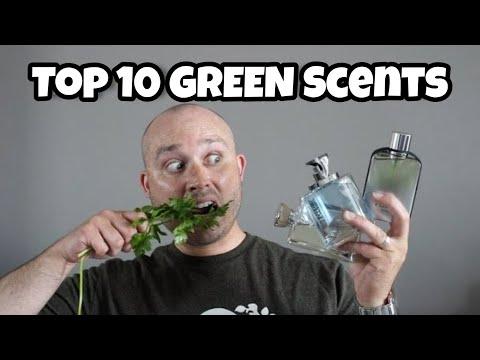 Top 10 Green Scents/Fragrances