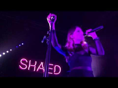Shaed - Let Me Go [LIVE]