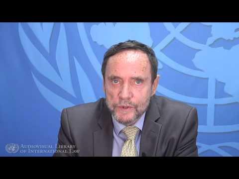 Vagn Joensen on the International Criminal Tribunal for Rwanda