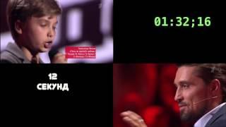 ДЕСЯТКА Голос ДЕТИ 3. Самый БЫСТРЫЙ выбор НАСТАВНИКОВ