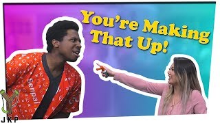 Know Your Lyric | You Made That Up! Ft. Gina Darling
