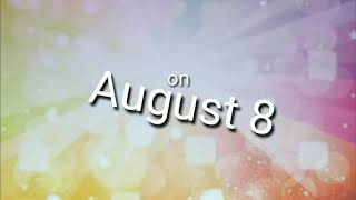 Trend on August 8