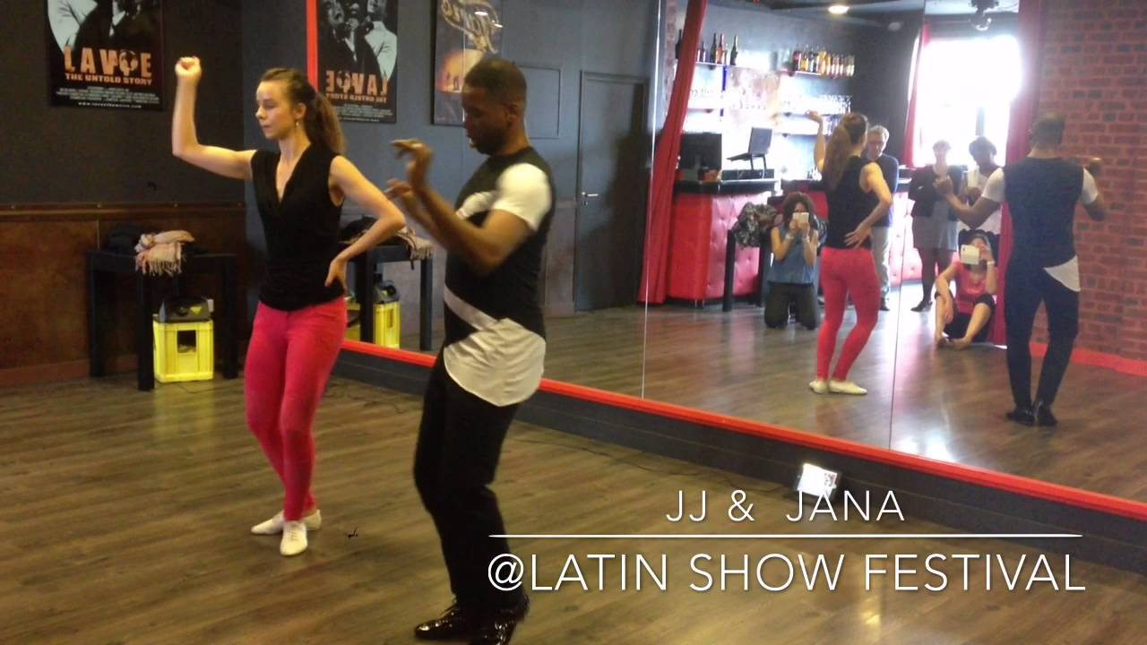 Pachanga @ Latin Show Festival - YouTube