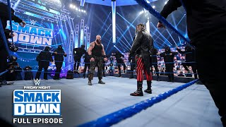 WWE SmackDown Full Episode, 21 August 2020